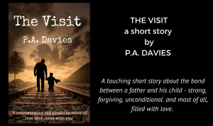 The Visit - P.A. Davies - Image Homepage Website