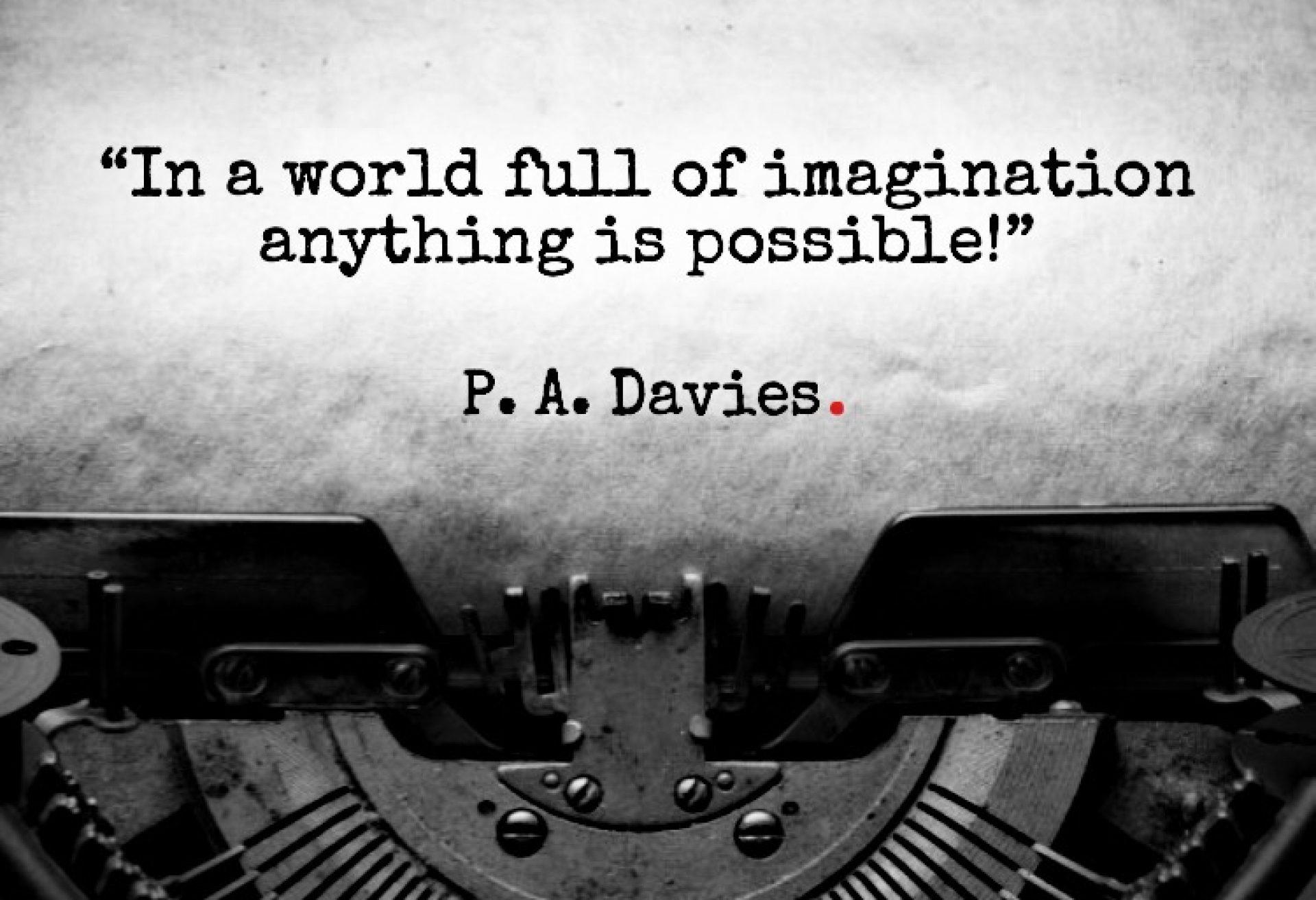 P.A. Davies – Author